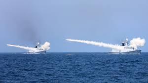 Pentagon says China missile test in South China Sea 'disturbing' - Nikkei  Asia
